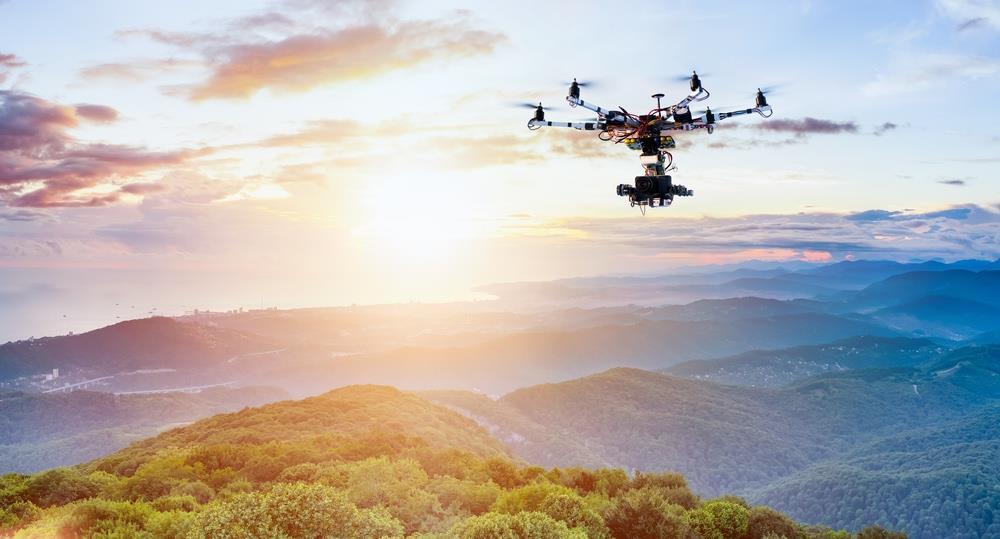 Drone en archéologie